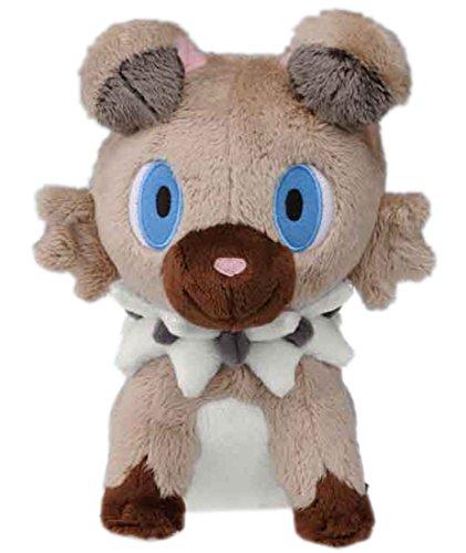 "Pocket Monster Rockruff Plush Doll 7.4""..."