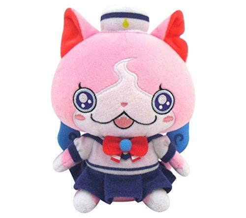 Yokai Watch SAILORNYAN Stuffed Plush doll...