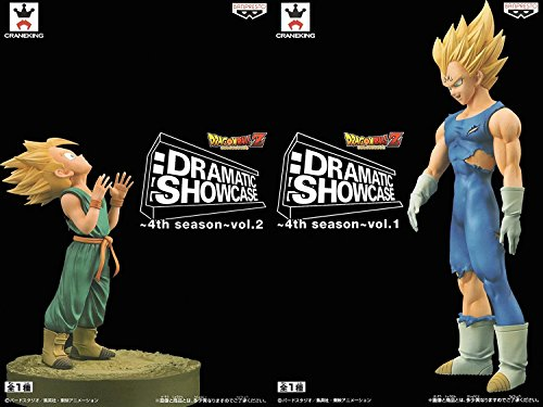 Dragon Ball Z Dramatic Showcase 4th Season Vol...