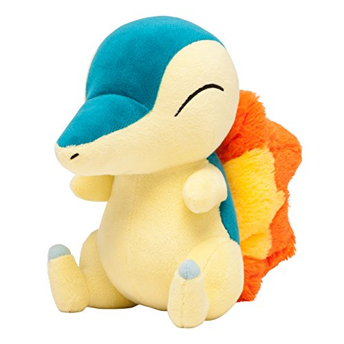 Original Pokemon Center plush cyndaquil