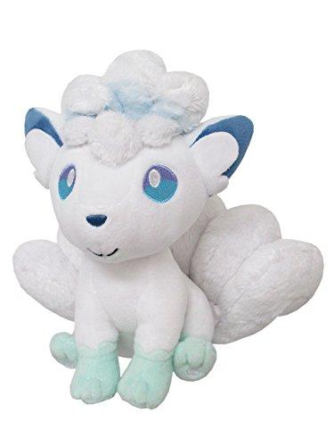 Sanei Pokemon All Star Stuffed Alolan Vulpix...
