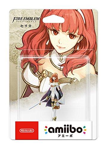 amiibo Celica Fire Emblem Japanese ver.