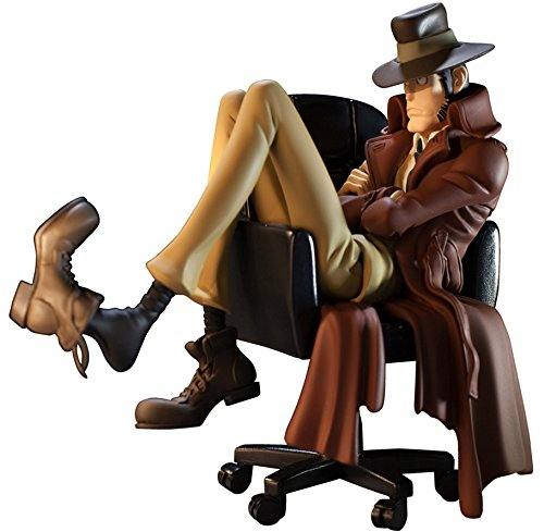 Banpresto Lupin the Third 4.3-Inch Inspector...