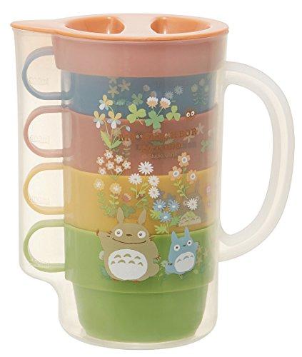 Stacking Cups My Neighbor Totoro