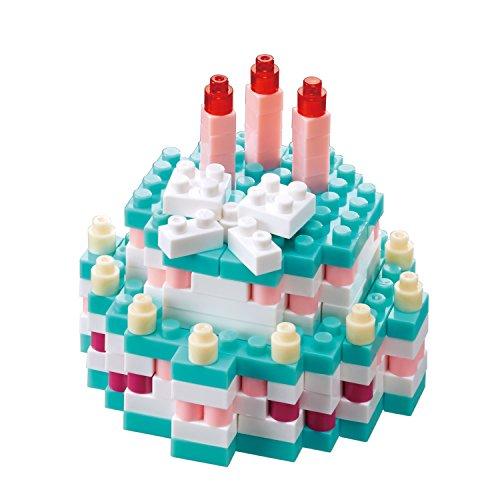 Nanoblock Birthday Cake Building Kit