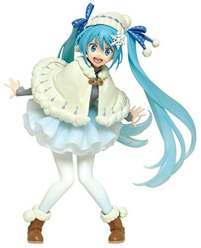 """Taito Original Winter Clothes 6.2"""" Hatsune..."""