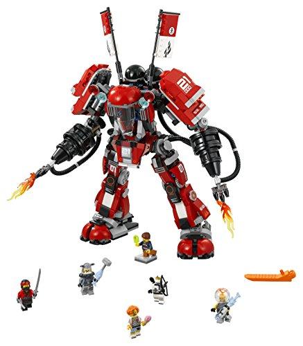 Ninjago - Fire Mech