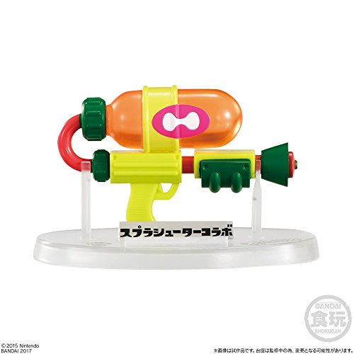 Splatoon BUKI collection 2 toy x8 all complete box