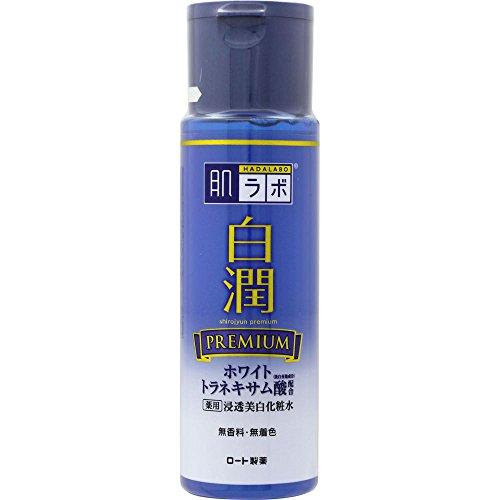 ROHTO Hada Labo SHIROJUN Premium Medicinal...
