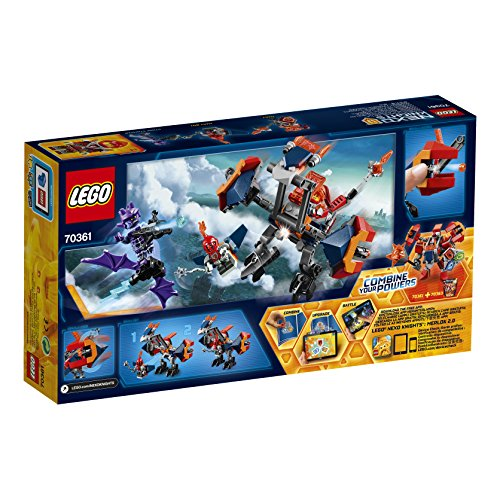 Lego Nexo Knights: Macy's Bot Drop Dragon 70361