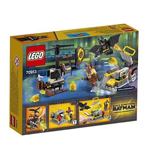 The LEGO Batman Movie Scarecrow Fearful...