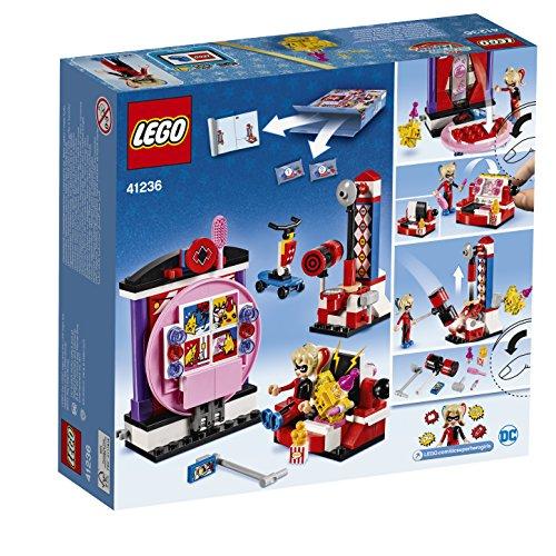 LEGO DC Super Hero Girls Harley Quinn Dorm Set...