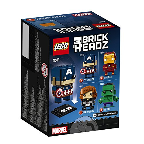 BrickHeadz - Captain America