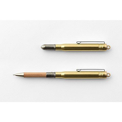 Traveler's company Brass Ballpoint pen