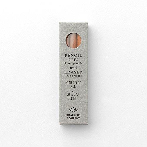 Traveler's company Brass Pencil Refill