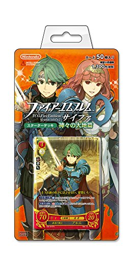 "TCG Fire Emblem 0 (cipher) starter deck ""The..."