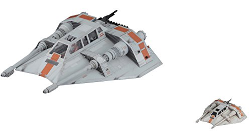 Star Wars Snowspeeder 1:48 and 1:144 Scale...