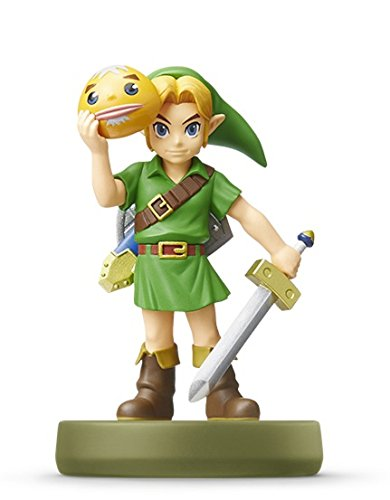 amiibo link Majora'S Mask ( The legend series...