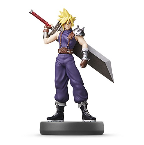Nintendo Amiibo cloud (Smash Brothers series)...