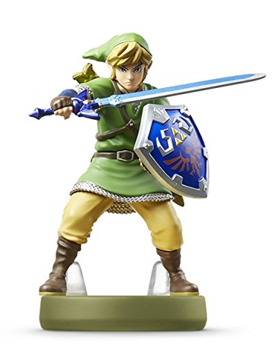 Nintendo amiibo Link - skyward sword (Series :...