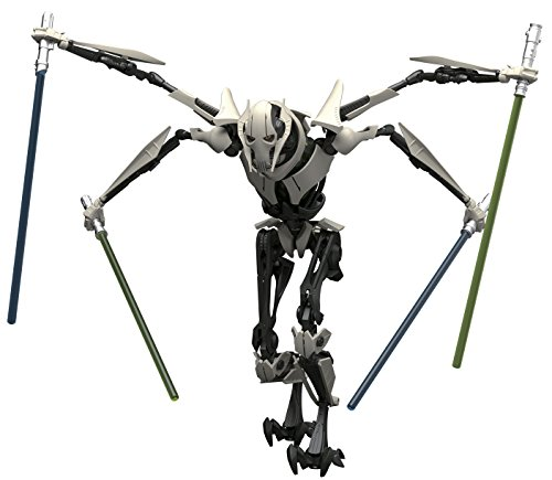 Bandai Star Wars 1/12 General Grievous Model...