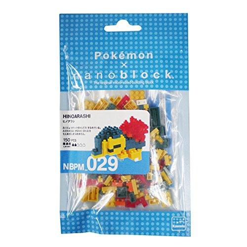 Nanoblock Pocket Monsters NBPM_ 029 Cyndaquil