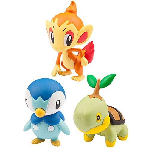 Pokémon Sun and Moon Monster Collection Mini...