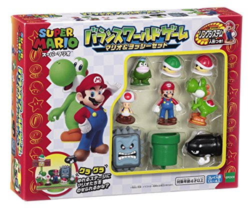 Super Mario World Balance Game Super Mario and...