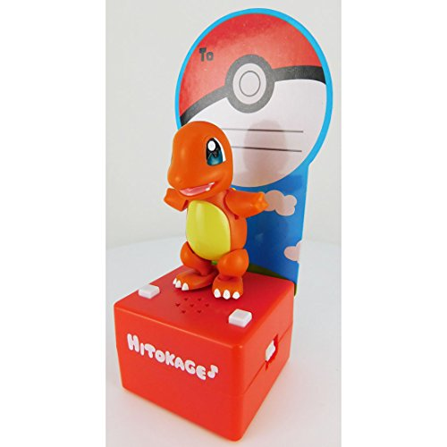 Pop'n step Pokemon Hitokage Charmander