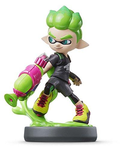 Nintendo amiibo - Inkling Boy (Neon...