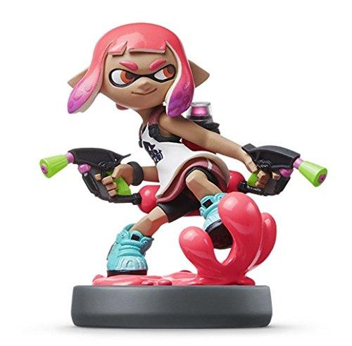 Nintendo amiibo - Inkling Girl (Neon Pink)...