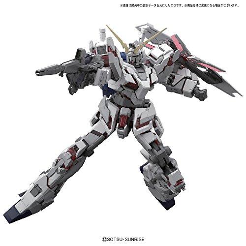 "Bandai 1/144 RG RX-0 Unicorn Gundam ""PREMIUM..."