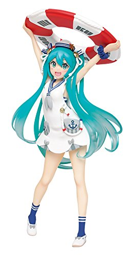 Hatsune Miku Figure Original Summer Uniform...