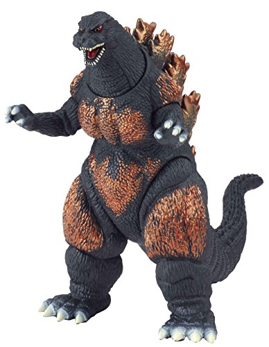 Godzilla Movie Monster Series Burning Godzilla...
