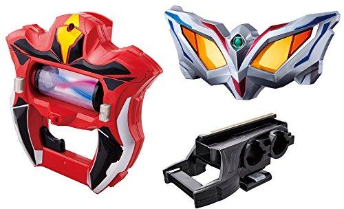 Ultraman GEED DX Zid Riser & DX Ultra Zero Eye...