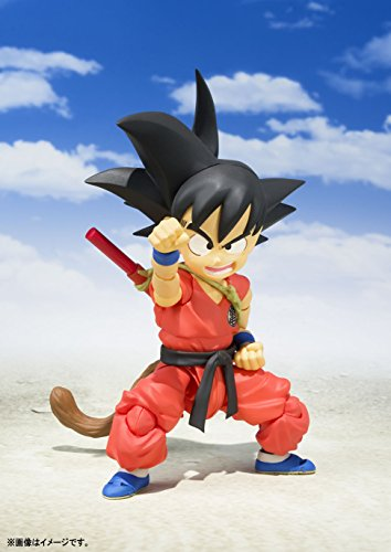 Bandai Tamashii Nations S.H. Figuarts Kid Goku...