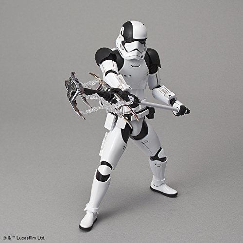 Bandai Star Wars 1/12 First Order Stormtrooper...