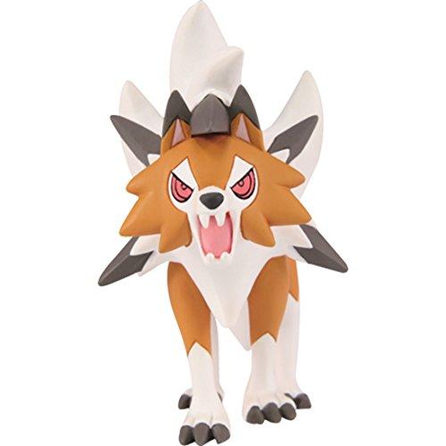 Pokemon Moncolle EX ESP_15 Lycanroc Dusk Form