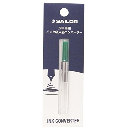 Sailor Fountain Pen Converter (14-0506-260) Green
