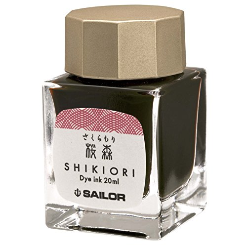 Sailor Shikiori Four Seasons Bottled Ink 20ml...