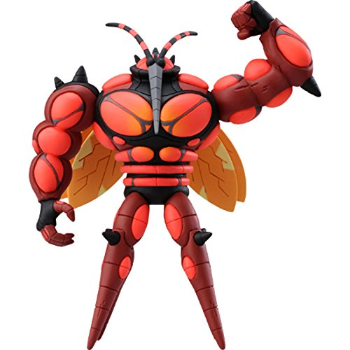 Pocket Monsters Moncolle EX EHP_15 Buzzwole...