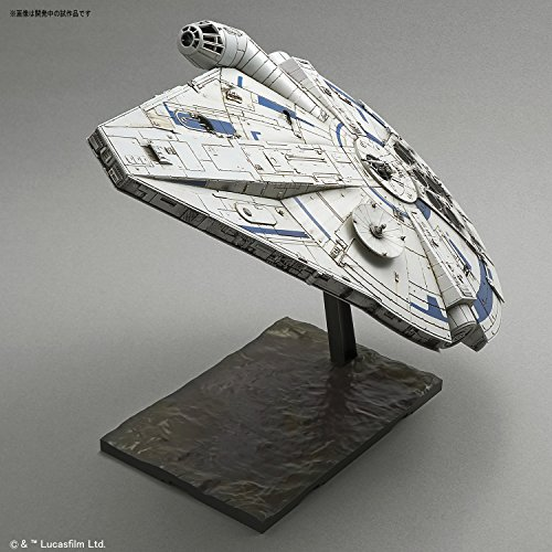 Bandai Hobby Star Wars 1/144 Plastic Model...