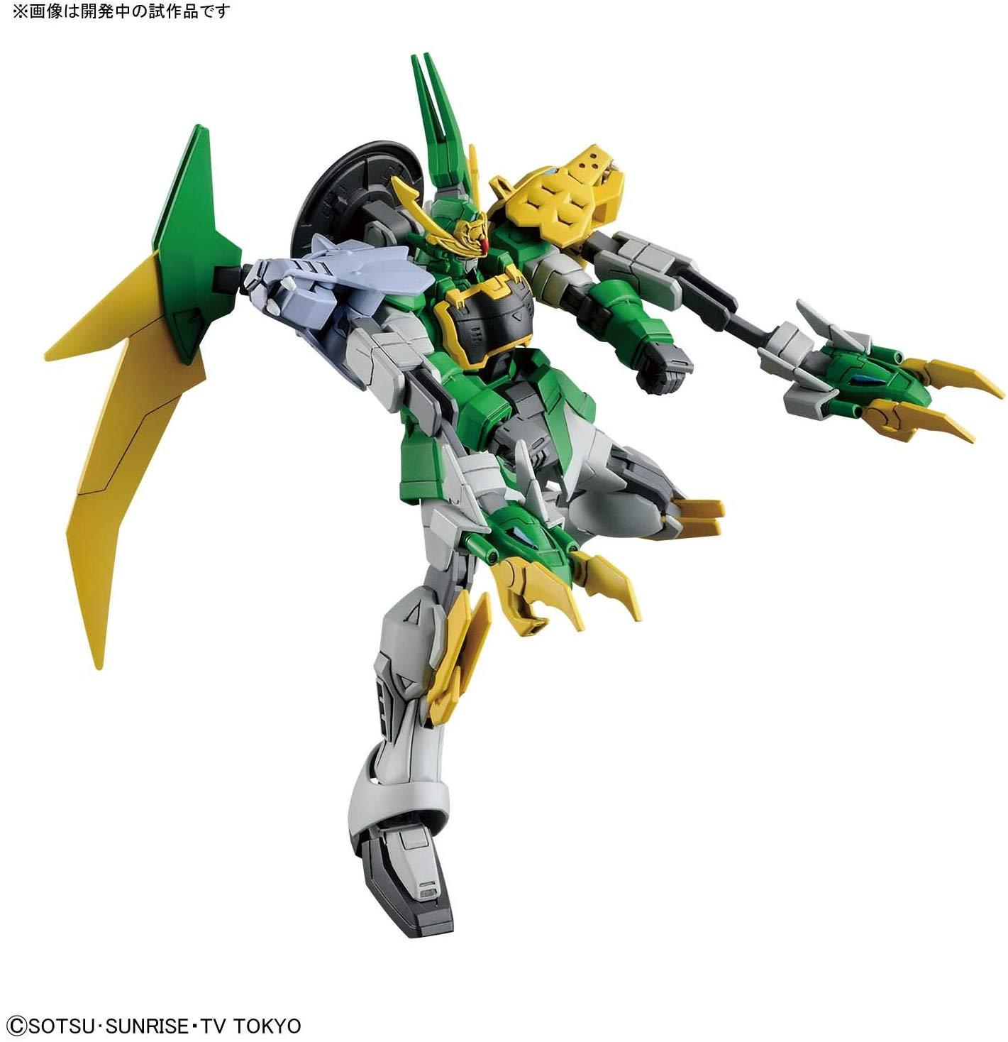 Bandai Hobby HG 1/144 #11 Gundam Jiyan Altron...