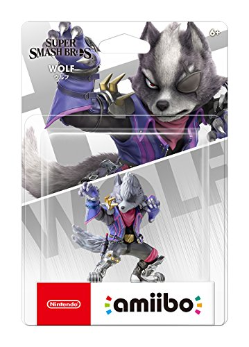 Nintendo amiibo Wolf (Super Smash Bros. Smash...