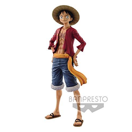 One Piece: Monkey D. Luffy The Grandline Men...