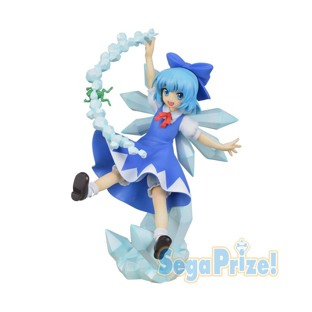 Sega Touhou Project Cirno Premium Figure