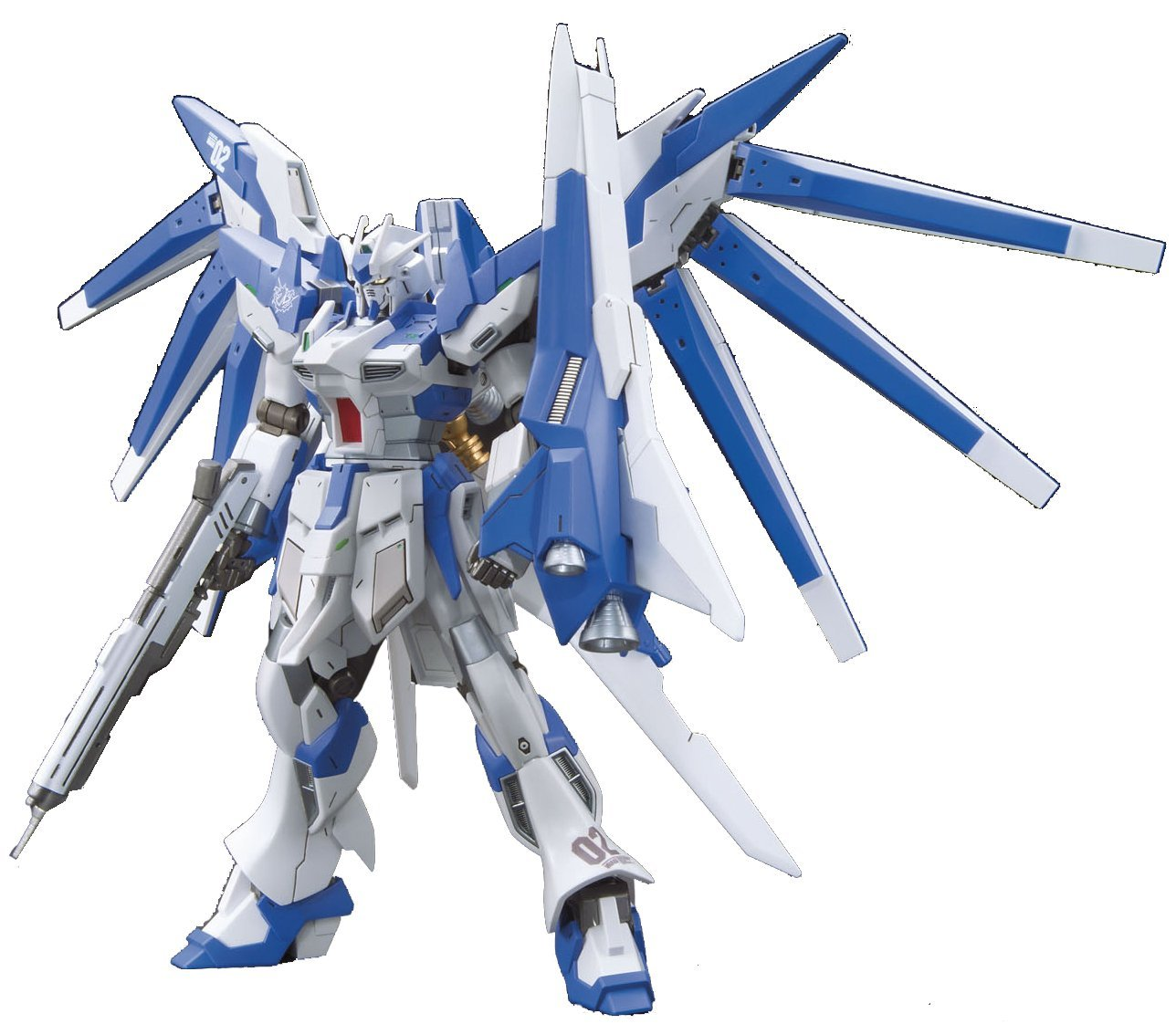 HGBF 1/144 Hi-v Gundam Vrabe Plastic Model