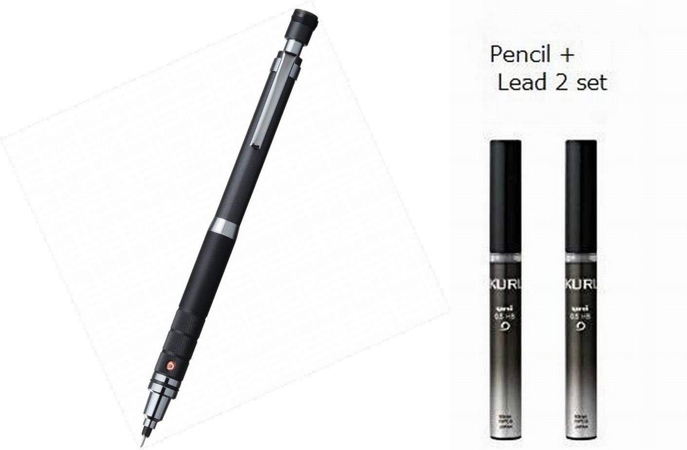 Uni Mechanical Pencil Kuru Toga Roulette Model...