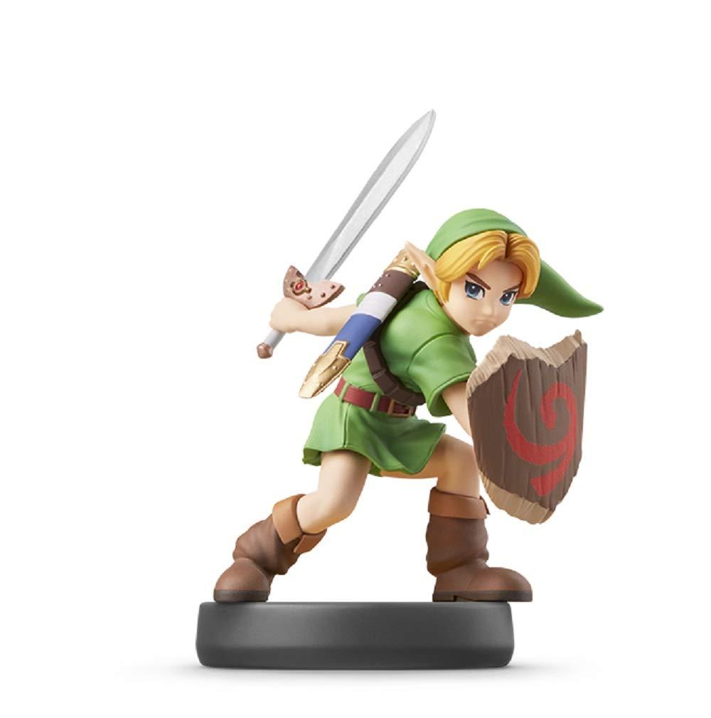 Nintendo Amiibo - Young Link (Ssbu) - Switch...