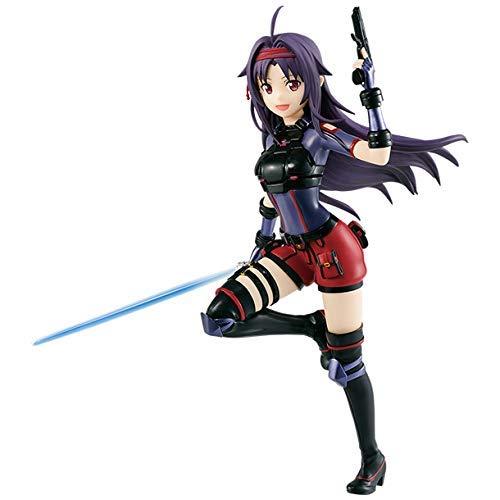 Banpresto kuji Sword Art Online Game Project...